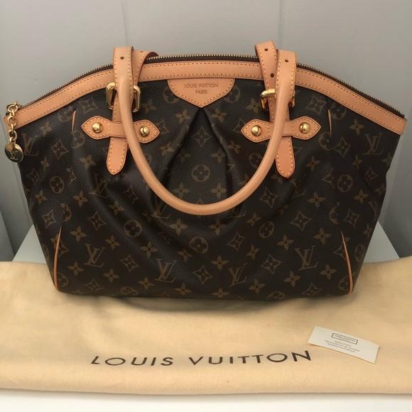 11bb87cda7b9 Louis Vuitton Handbags - Louis Vuitton Tivoli GM